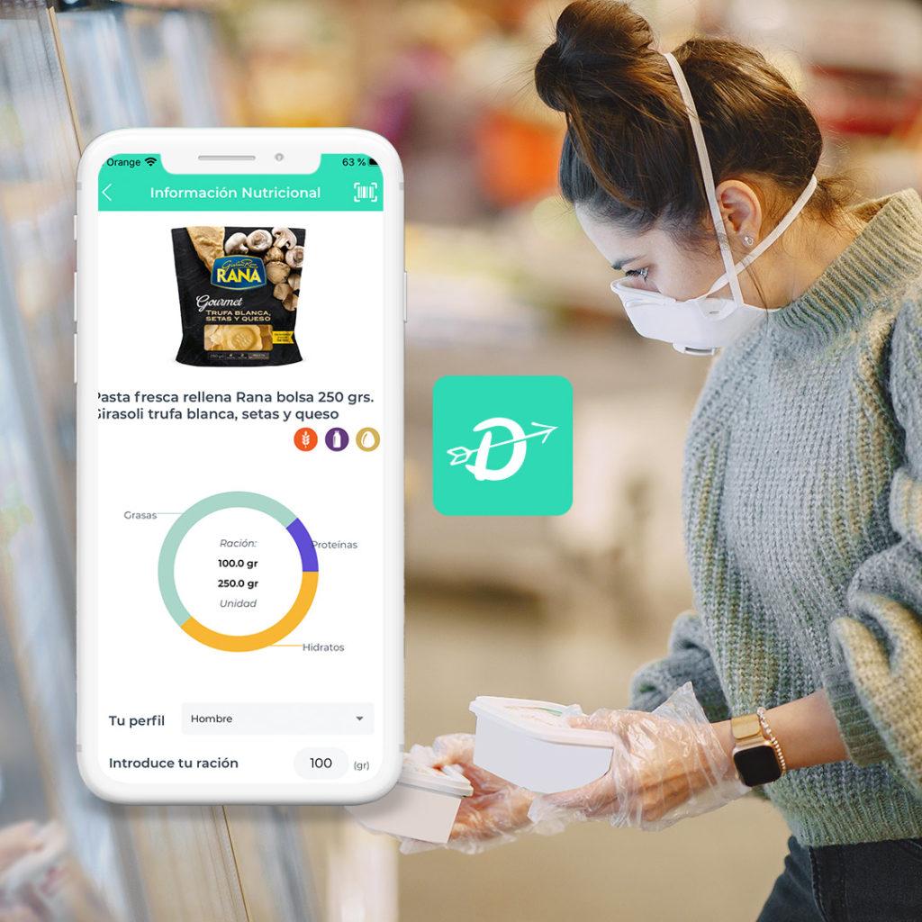 Mientras compras…la app de RobinDataHood te ayuda
